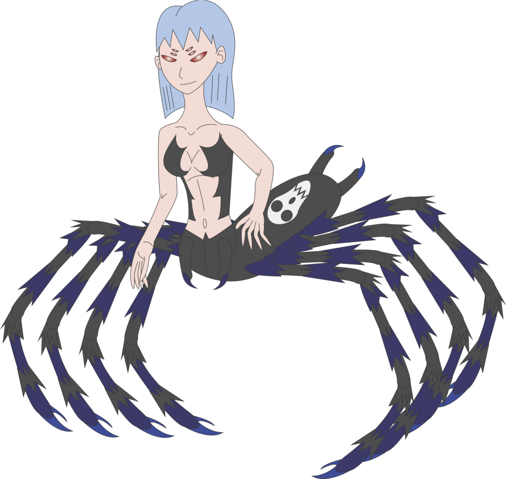 Rachnera by Daizua123 on DeviantArt.