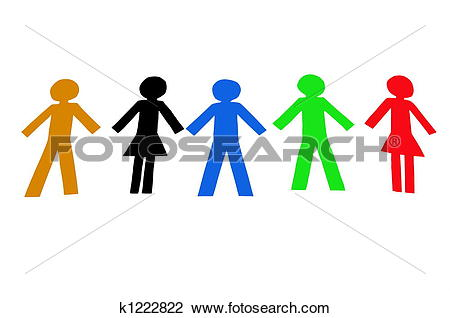 Racial equality Stock Illustration Images. 103 racial equality.