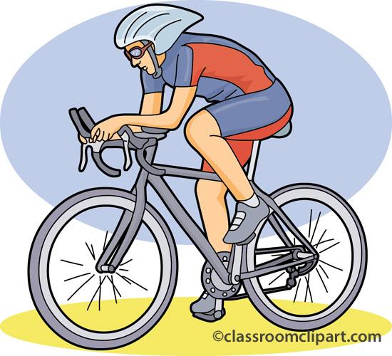 Road Bike Clipart.