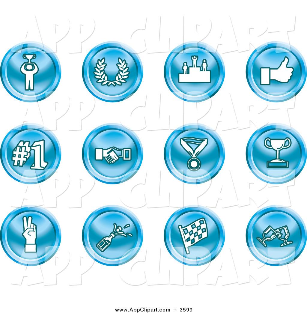Royalty Free Racing Flag Stock App Designs.