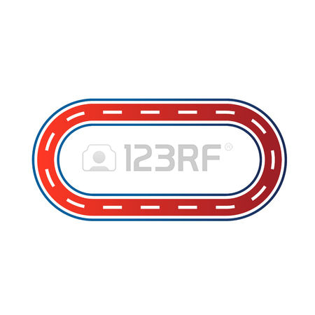 Race Track Clip Art & Race Track Clip Art Clip Art Images.