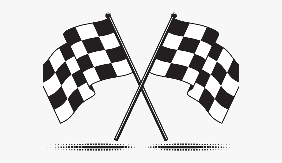Racing Clipart Bunting.