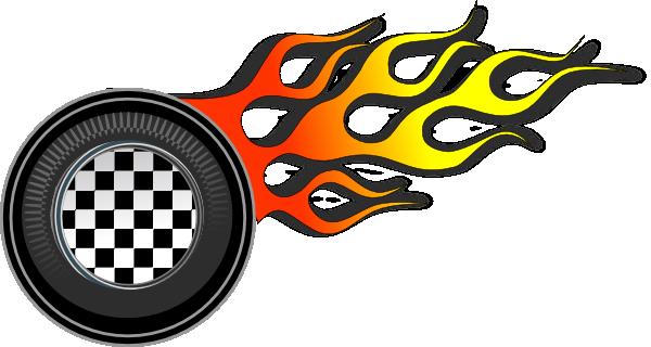 Race car racing clip art free vector freevectors clipartcow.