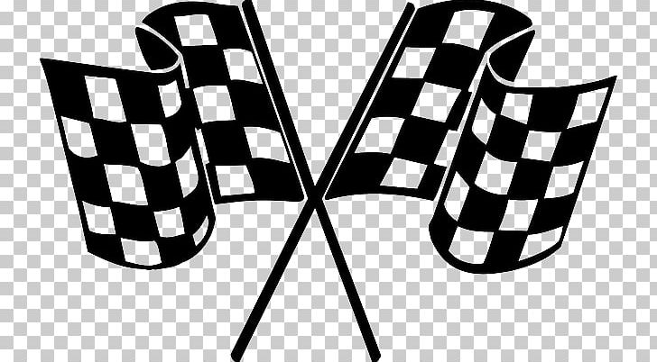 Racing Flags PNG, Clipart, Auto Racing, Black And White.