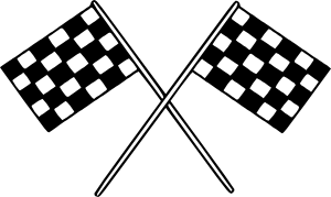Motor Racing Flags Clip Art at Clker.com.