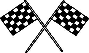 Motor Racing Flags Clip Art at Clker.com.