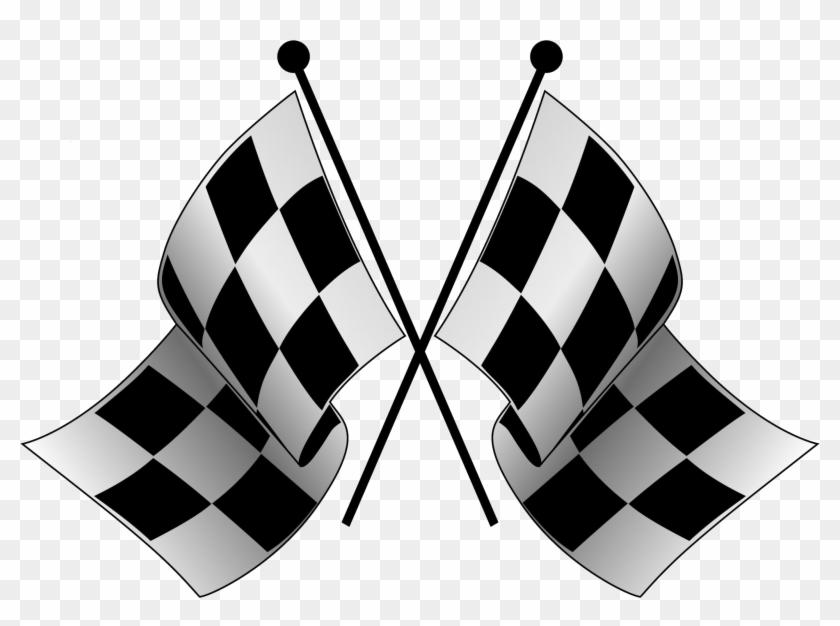 Racing Flag Png.