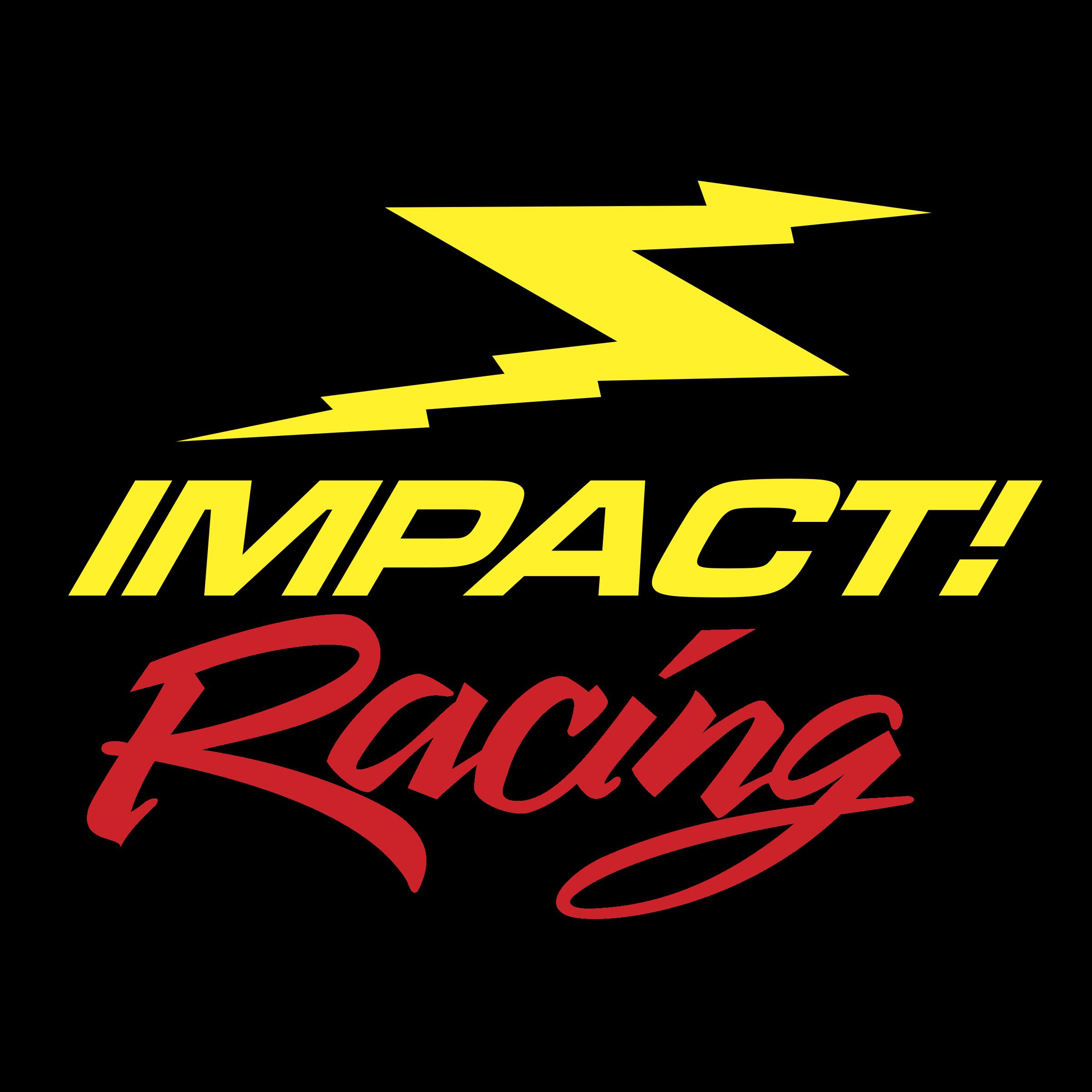 Impact Racing Logo PNG Transparent & SVG Vector.