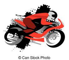 Motorbike racing Illustrations and Clipart. 5,731 Motorbike racing.