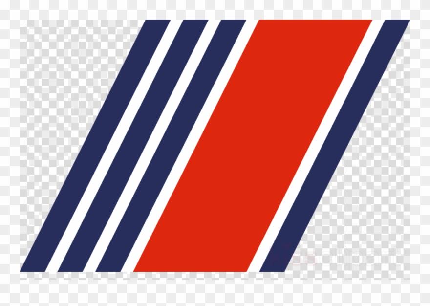 Blue Text Line Font Pattern Flag Design Graphics Clipart.