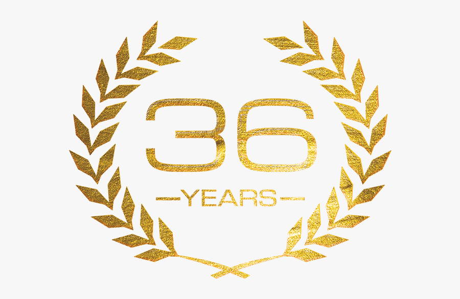 Tvs Racing 36 Years Logo , Free Transparent Clipart.