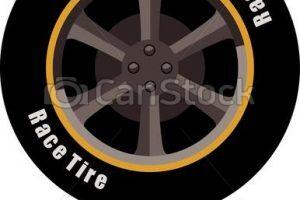 Racing tire clipart 2 » Clipart Portal.