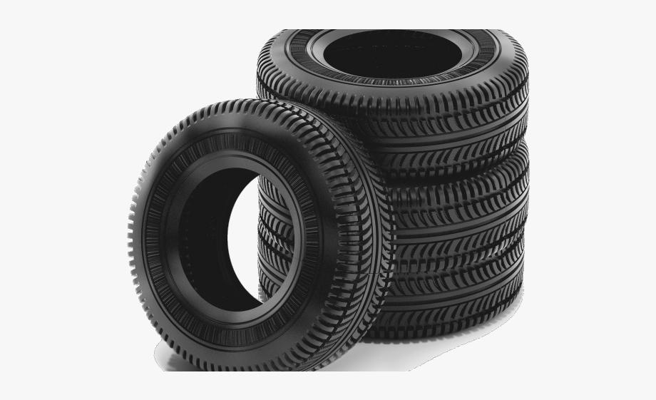 Car Wheel Clipart Rubber Tire.