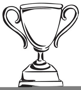 Racing Trophy Clipart.
