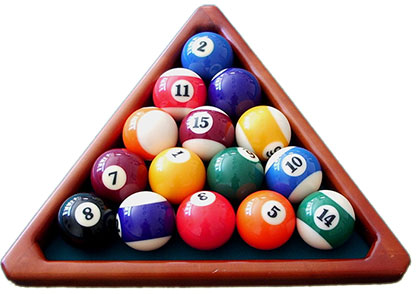 Billiards clipart 100247.