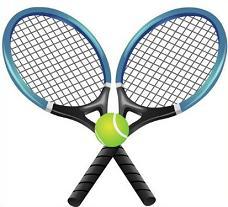Free Tennis Racket Clipart.