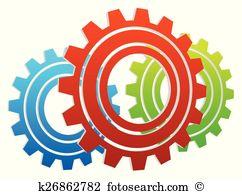 Rack wheel Clip Art and Illustration. 240 rack wheel clipart.