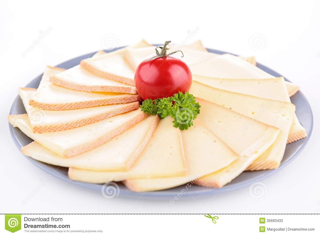 Raclette Cheese Stock Photos.