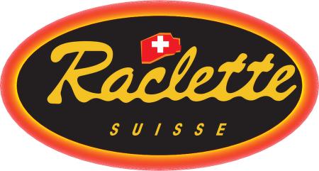 Raclette Suisse™ logo vector.