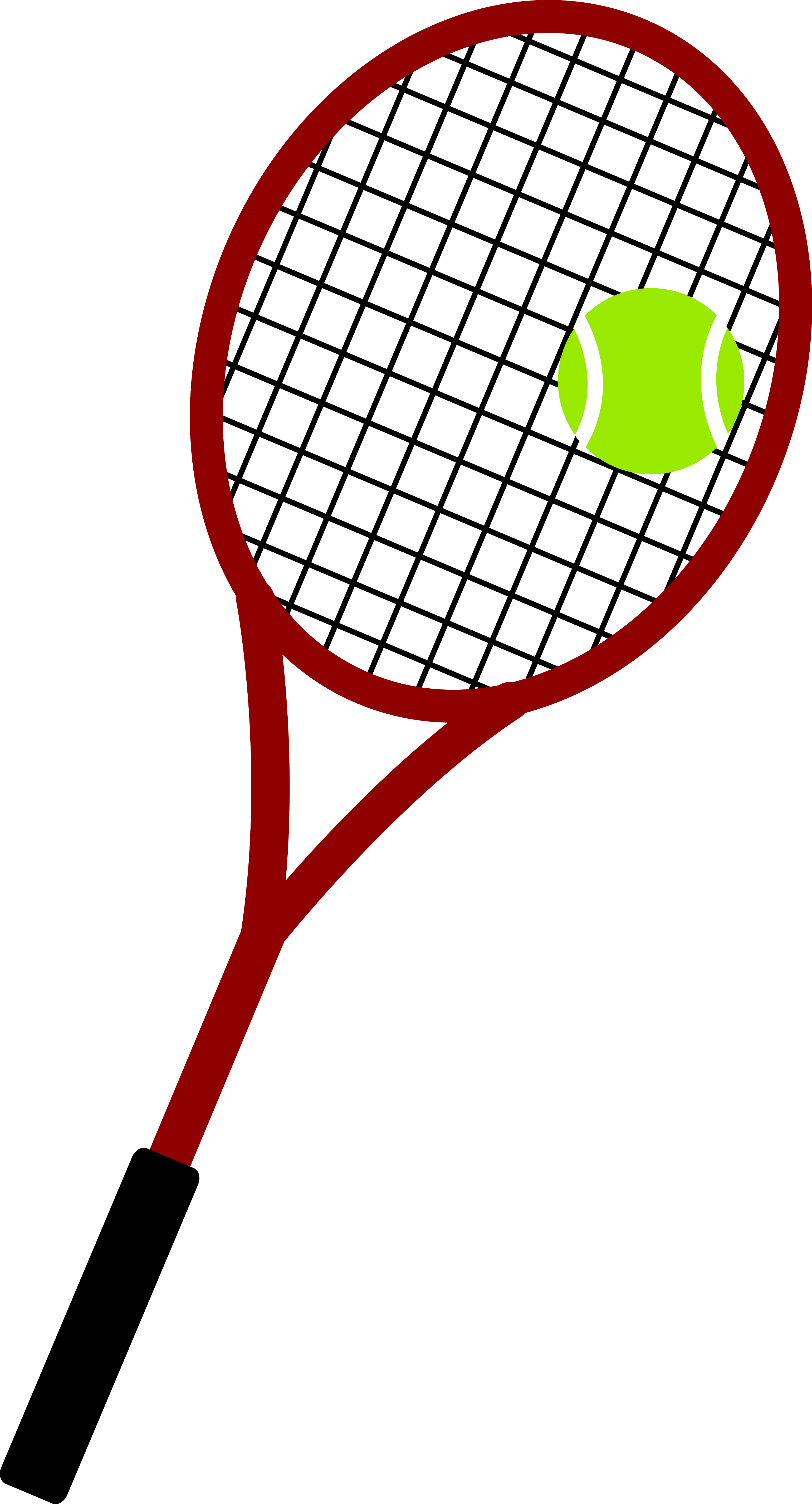 Tennis Racquet.
