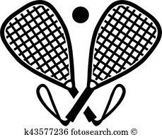 Racquetball Clipart EPS Images. 86 racquetball clip art vector.
