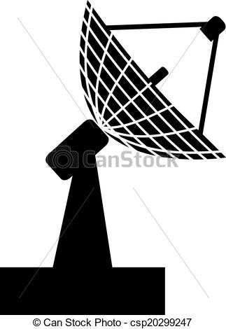 EPS Vector of radar.