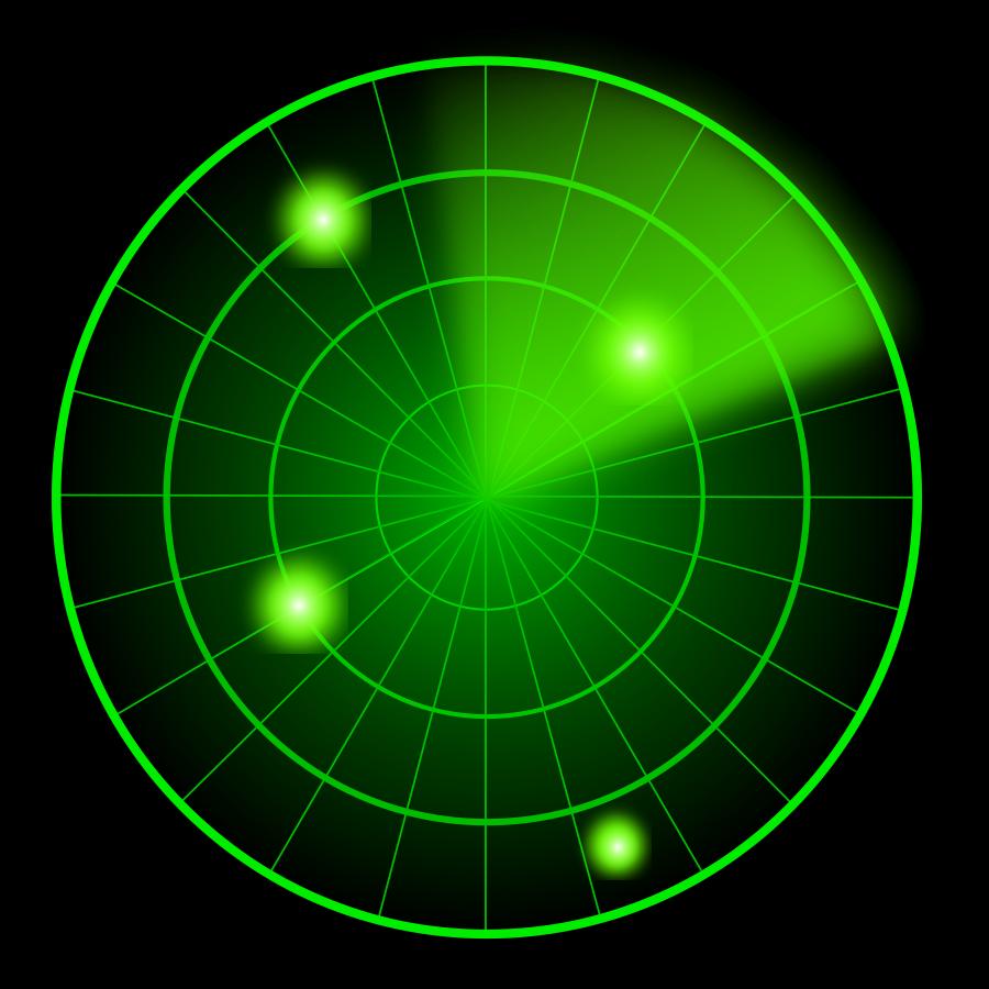 Free Clipart Radar Screen.