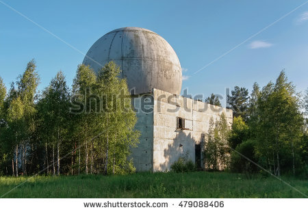 Big Radar Station Stock Photos, Royalty.