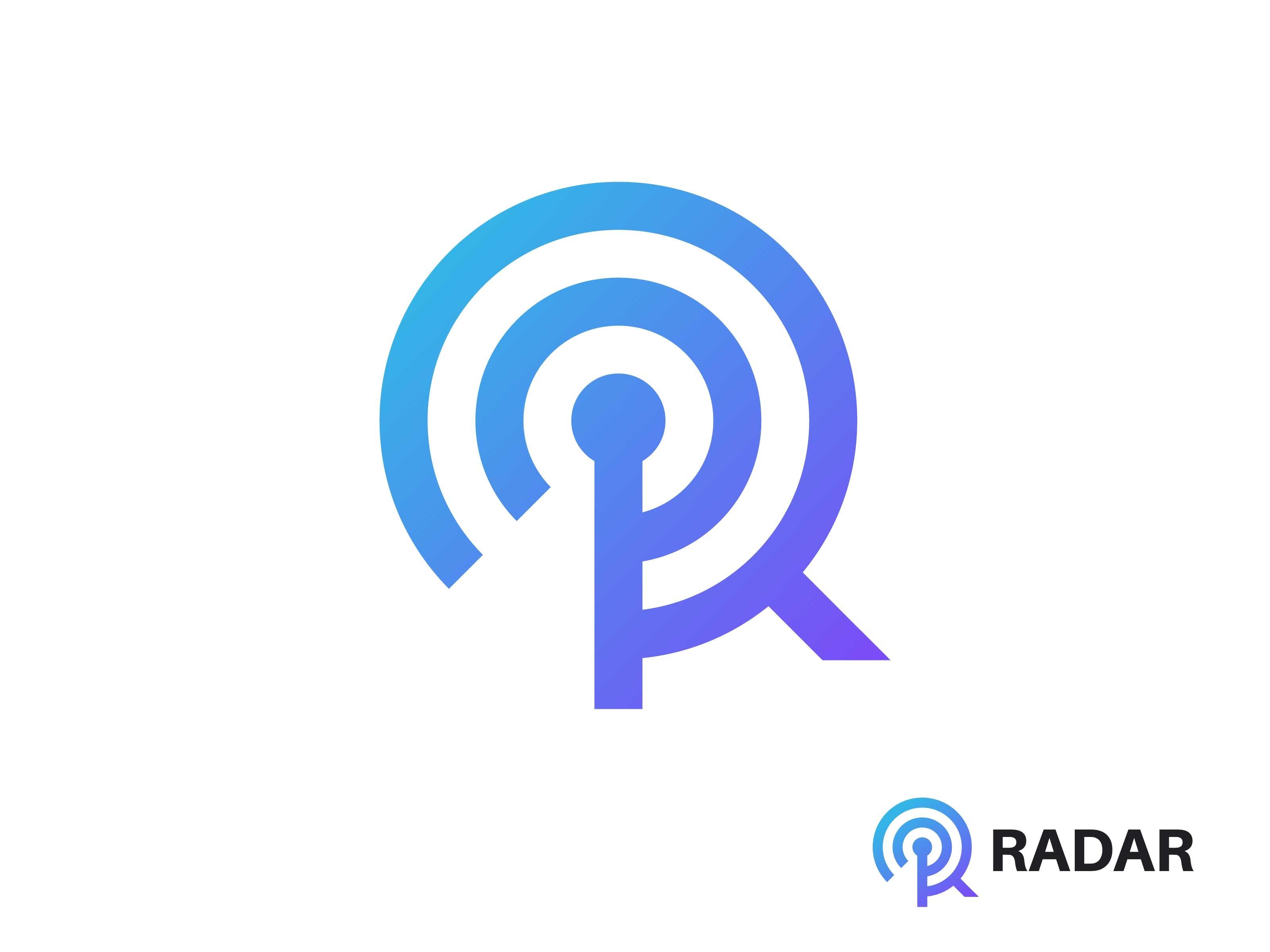 Radar Logo Design by RubenDaems.