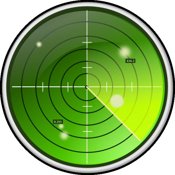 Radar Clip Art at Clker.com.