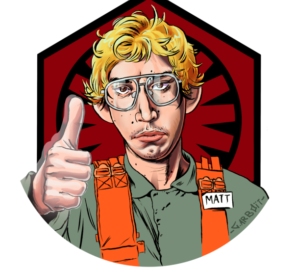 Matt the radar technician by Traversee on DeviantArt.
