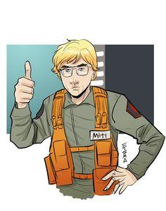 Matt The Radar Technician.