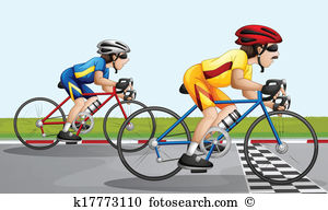 Radfahren Clipart Lizenzfrei. 38.377 radfahren Clip Art Vektor EPS.
