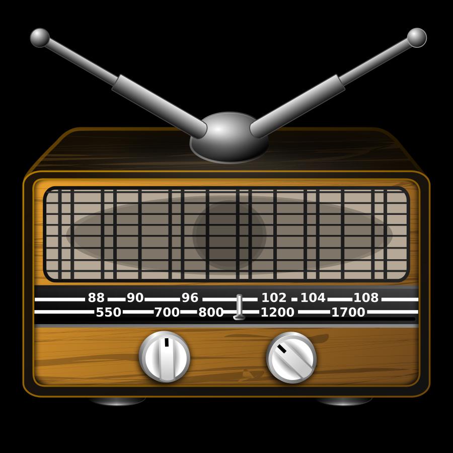 Radio Clip Art Free.
