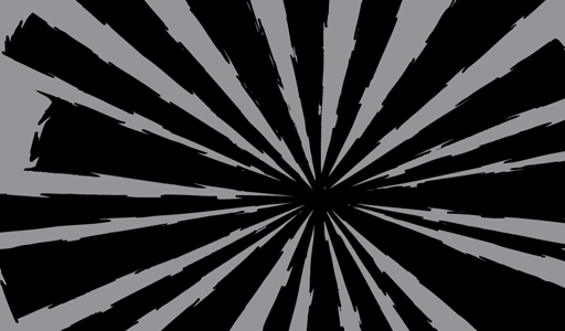 Radial clipart.