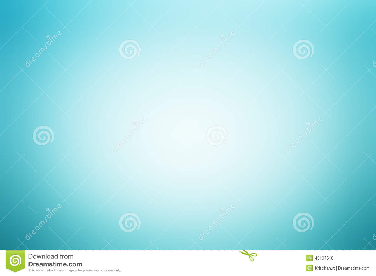 Light Blue Abstract Background With Radial Gradient Effect Stock.