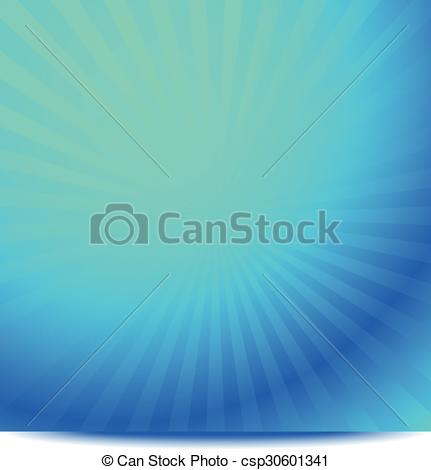 EPS Vector of Colorful graphics with rays, beams with radial.