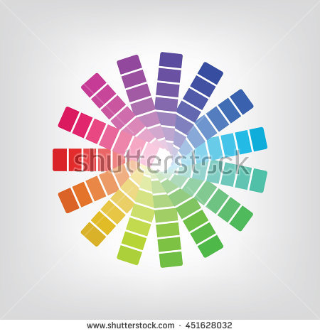 Radial Gradient Stock Photos, Royalty.