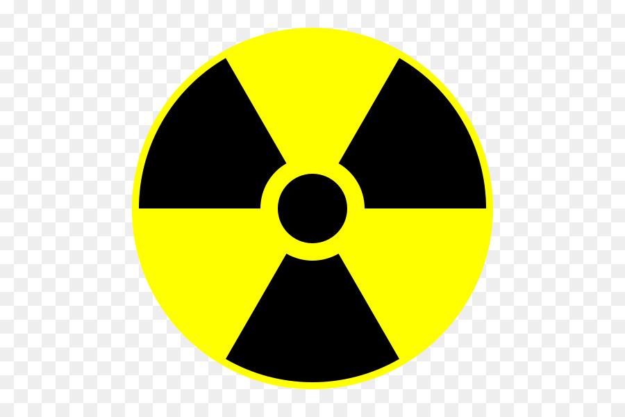 Ionizing Radiation Symbol Radioactive De #230843.