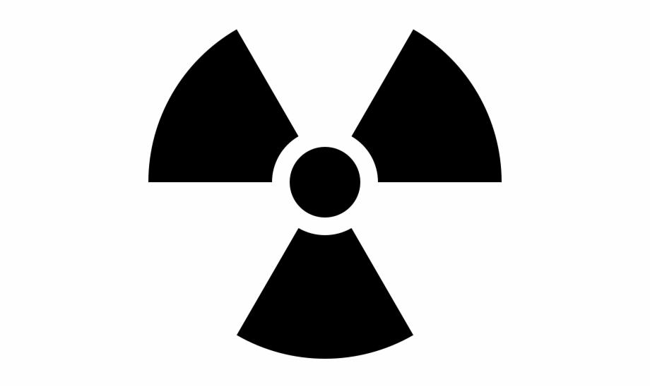 Radiation Png Radiation Symbol Black And White.