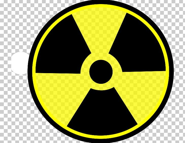 Radioactive Decay Radiation Hazard Symbol PNG, Clipart, Area.