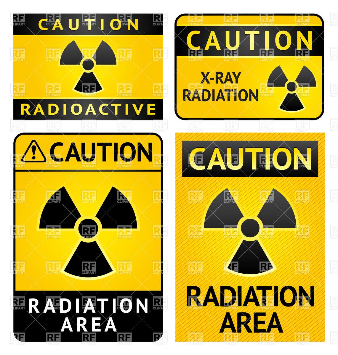 Radiation clipart free.