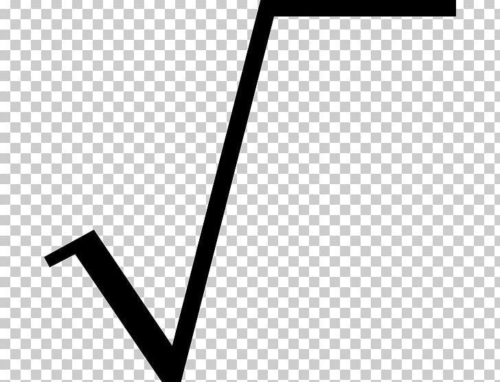 Square Root Zero Of A Function Mathematics Radical Symbol.