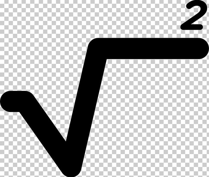 Square Root Radical Symbol Mathematics Nth Root PNG, Clipart.