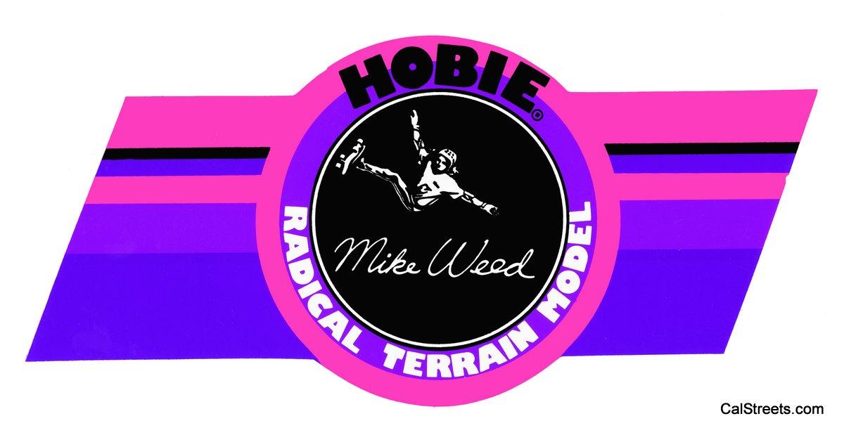 Hobie Mike Weed Radical Terrain Model RFX1.