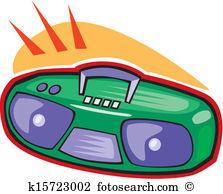 Tape recorder Clip Art Vector Graphics. 2,449 tape recorder EPS.