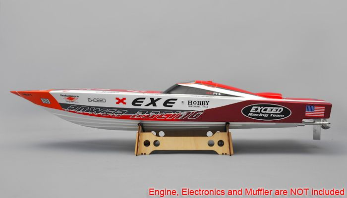 exceed rc boats.