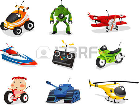 1,224 Remote Control Car Cliparts, Stock Vector And Royalty Free.