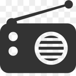 Radio Icon PNG.
