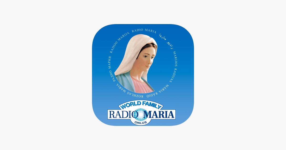 Radio Maria World Family on the App Store.